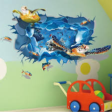 3d Wall Decals The Treasure Thrift