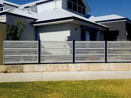 Rundown On Aluminium Slat Fencing