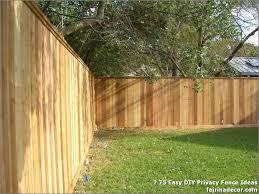 75 Easy Diy Privacy Fence Ideas In 2020 Diy Privacy Fence Fence Design Privacy Fence Designs