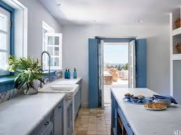 clean kitchen countertops granite