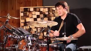Johnny Rabb Drum Solo #3 on Hendrix Drums Archetype Stave Walnut ...