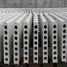 hollow core wall panel for internal