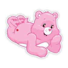 Buy Time Cheap Walls 360 Peel Stick Fabric Wall Decals Care Bears Cheer Bear Relaxing 48 In X 41 25 In Big Cheap And Sales