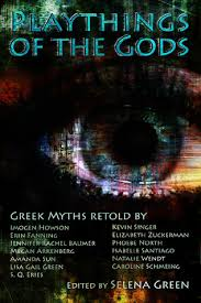 Playthings of the Gods by Selena Green