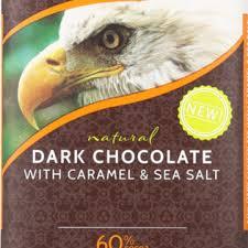 endangered species chocolate bar dark