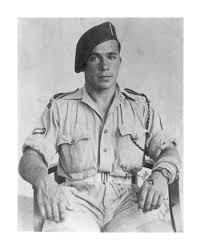 Lance Corporal Adrian Stevens