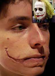 joker prosthetics ready made easy