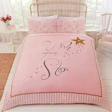 wish upon a star pink gold white girly