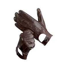 men s leather driving gloves by aspinal