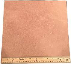 leather side piece veg tan split medium