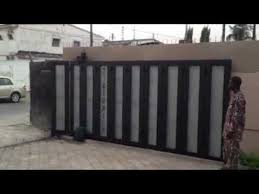 Automatic Gate Automatic Electric Fence Gate
