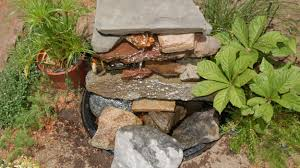 how to make low cost small waterfalls