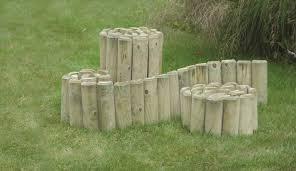 Log Roll Edging 1 8m Chelford Farm Supplies