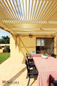 louvered roof system cost solara