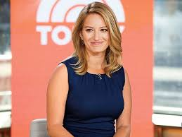 NBC's Katy Tur Swore She'd Never Follow Her Parents Into Journalism |  Glamour