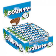 bounty chocolate gift to stan