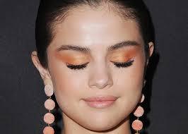 easy monochromatic celeb makeup looks