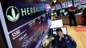 is herbalife a pyramid scheme the