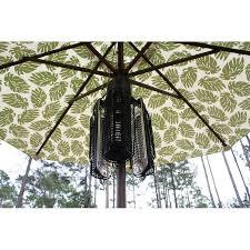 1500 watt electric hanging patio heater