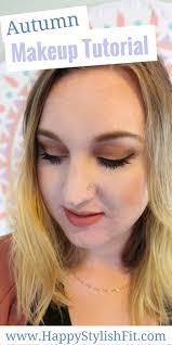 fall makeup tutorial using elate clean