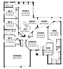 4 bedroom house plans 2500 square feet