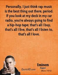 quotes about rap quotesgram