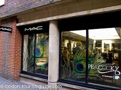 mac make up in covent garden london