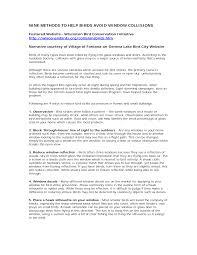 Https Www Villageoffoxpoint Com Documentcenter View 38 Nine Methods To Help Birds Avoid Window Collisions