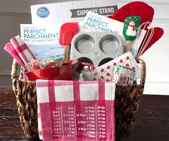 diy baking gift basket food lovin family
