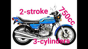 the biggest 2 stroke motorcycles
