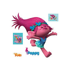 Fathead Poppy Trolls Movie X Large Officially Licensed Removable Wall Decal Buy Products Online With Ubuy Lebanon In Affordable Prices B07jk3bjtm