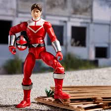 Power Rangers Lightning Collection Time Force Red Ranger Figure – Hasbro  Pulse