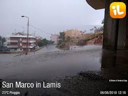 Foto meteo - San Marco in Lamis - San Marco in Lamis ore 12:18 ...