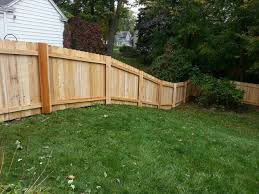 Wood Fence Images Security Fence Supply Co Inc