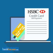 how to pay hsbc credit card bill