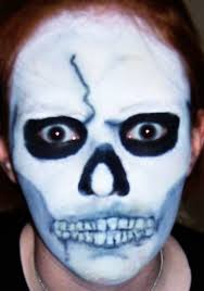 how to do skull makeup how to create