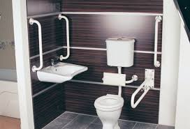 disabled bathroom equipment image of