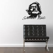 Salvador Dali Wall Decal Style And Apply