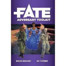 Fate Adversary Toolkt by Brian Engard