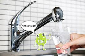 Khử trùng nước Sinh Hoạt ( nước CẤP ) bằng Clo có đảm bảo?