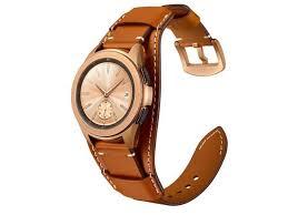 genuine leather cuff watch band 20mm