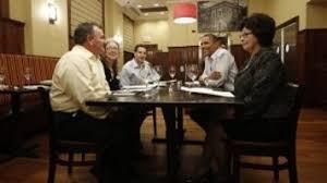 Barack Obama, Juanita Martinez, Wendi Smith, Ken Knight, Casey ...