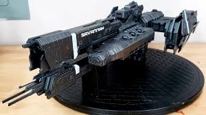 The Unsc Savannah Makes For An Impressive Halo 3d Print Htxt Africa
