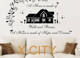 New Fashion Creative Wall Art Decoration Music Silver Metal Quote Independence