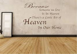 family quotes wall stickers wallartdirect co uk