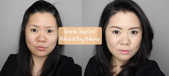 korean inspired makeup for everyday