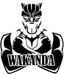 Wakanda Black Panther Marvel Avengers Infinity Car Truck Decal Sticker 12 Colors Ebay