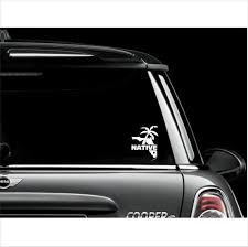 Florida Native Decal Sticker Car Decal Window Decal Etsy