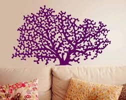 Reef Tropical Ocean Coral Vinyl Wall Decal Home Decoration Water Animal Tree Sticker Vinyl Wall Decals Vinyl Wall Wall Decals