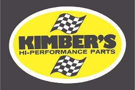 Kimber S Hi Performance Parts Decal